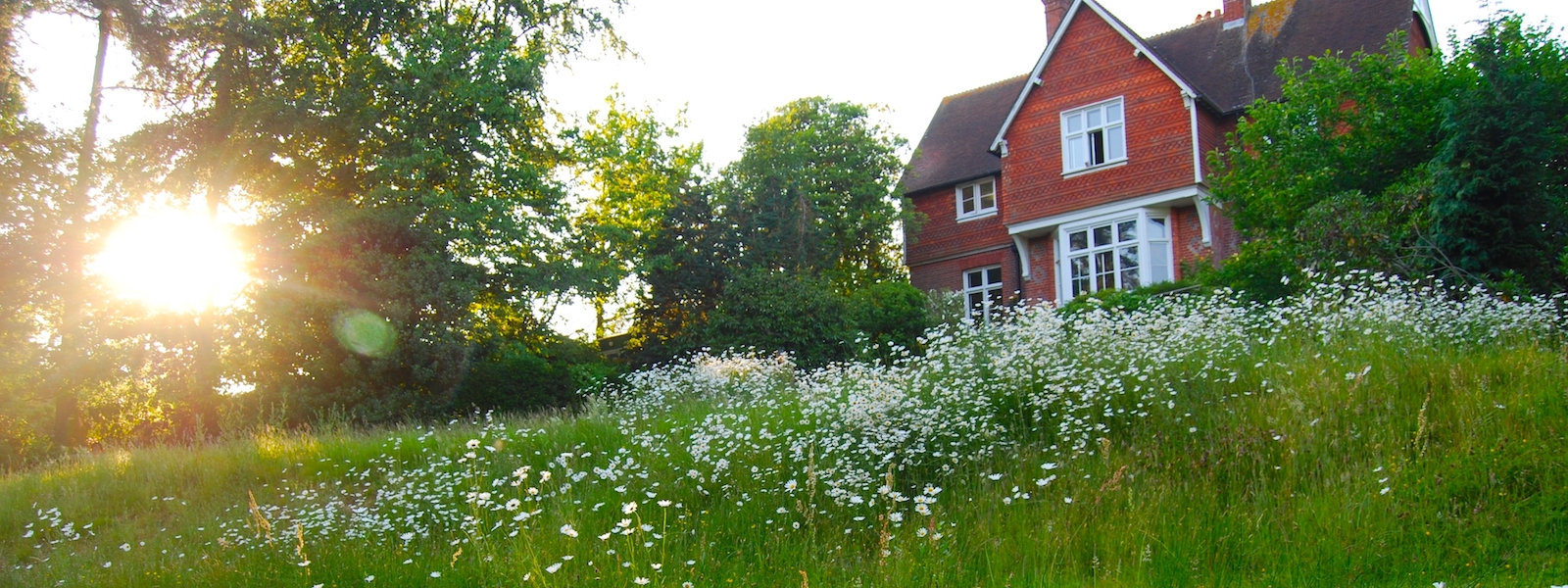 Rivendell house and garden